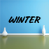 Winter Wall Decal - Vinyl Decal - Car Decal - Business Sign - MC682