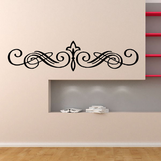 Headboard JC008 Vinyl Decal Great For Cars Or Walls Sticker