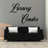 Luxury Condos Wall Decal - Vinyl Decal - Car Decal - Business Sign - MC724