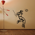 Volleyball Wall Decal - Vinyl Decal - Car Decal - CDS019
