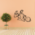 Volleyball Wall Decal - Vinyl Decal - Car Decal - CDS020