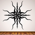 Tribal Vehicle Pinstripe Wall Decal - Vinyl Decal - Car Decal - MC105