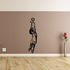 Volleyball Wall Decal - Vinyl Decal - Car Decal - CDS047