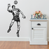 Volleyball Wall Decal - Vinyl Decal - Car Decal - CDS053