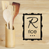Rice Square Decal