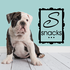 Snacks Square Decal