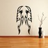 Tribal Vehicle Pinstripe Wall Decal - Vinyl Decal - Car Decal - MC139