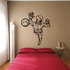 Volleyball Wall Decal - Vinyl Decal - Car Decal - CDS067