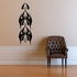 Tribal Vehicle Pinstripe Wall Decal - Vinyl Decal - Car Decal - MC142