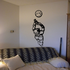 Volleyball Wall Decal - Vinyl Decal - Car Decal - CDS068