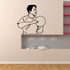 Volleyball Wall Decal - Vinyl Decal - Car Decal - Bl002