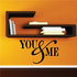 You and me Wall Decal