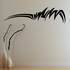 Tribal Vehicle Pinstripe Wall Decal - Vinyl Decal - Car Decal - MC253