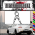 Boxing Wall Decal - Vinyl Decal - Car Decal - SM002