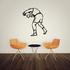 Boxing Wall Decal - Vinyl Decal - Car Decal - SM005