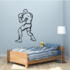 Boxing Wall Decal - Vinyl Decal - Car Decal - CDS0024