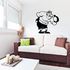 Boxing Wall Decal - Vinyl Decal - Car Decal - Bl015
