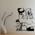 Boxing Wall Decal - Vinyl Decal - Car Decal - Bl021
