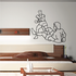 Boxing Wall Decal - Vinyl Decal - Car Decal - Bl033