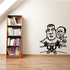 Boxing Wall Decal - Vinyl Decal - Car Decal - Bl038