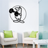 Boxing Wall Decal - Vinyl Decal - Car Decal - Bl047