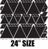 Triangle Wall Decals Kit