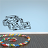 Indy Car Decal