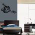 Wakeboarding Tail Grab Decal