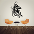 Wakeboarder in the Air Decal
