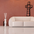 Roman Cross Decal