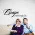Escape from everyday Wall Decal