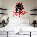Dominant Dragons Decal
