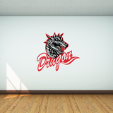 Ancient Dragons Decal