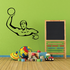 Water Polo Player Decal