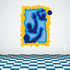 Water Polo Players Sticker