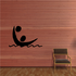Water polo Wall Decal - Vinyl Decal - Car Decal - Bl003