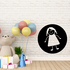 Dolls Toy Labels Vinyl Wall Decal Sticker Mural Quotes Words LB006dolls