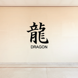 Eastern Dragon Decals