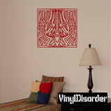 Egyptian Art Decals