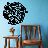 Recycling Decals