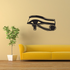Egyptian Detailed Outline Eye of Horus Decal