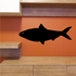 Shad Fish Decal