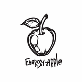 Apples give you energy Decal