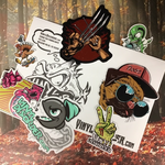 Monthly Sticker Pack!