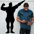 Weightlifting Wall Decal - Vinyl Decal - Car Decal - 009