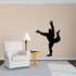 Weightlifting Wall Decal - Vinyl Decal - Car Decal - 022