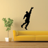 Weightlifting Wall Decal - Vinyl Decal - Car Decal - 023