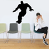 Weightlifting Wall Decal - Vinyl Decal - Car Decal - 028