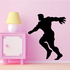 Weightlifting Wall Decal - Vinyl Decal - Car Decal - 030