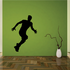 Looking Back Male Runner Decal